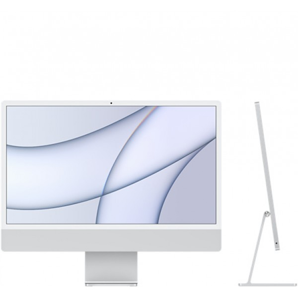 Customize your Silver 24‑inch iMac with Apple M1 chip.( FOR PRICE CONTACT ON : 03122227888)