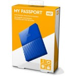 WD My Passport 2 TB  Auto Backup & Password Protection Portable Storage External Drive