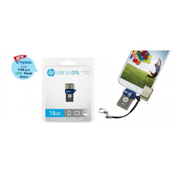 HP 16GB x790m OTG USB Flash