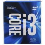 Intel Core i3-7100U System Processor