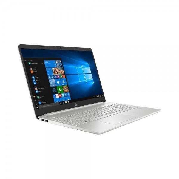 "HP 15 DY1091WM -  Core i3 , 10th Generation , 08GB RAM , 256GB SSD , 15.6"" HD LED 720p Display , WINDOW 10 , (Natural Silver)"