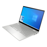 HP ENVY 15M-ED1013DX , CORE I5 11TH GENERATION , 8GB RAM DDR4, 256GB SSD , 15.6 FHD IPS X360 TOUCH SCREEN DISPLAY,  FINGERPRINT READER , BACKLIT KEYBOARD, WINDOW 10 , (COLOUR) NATURAL SILVER