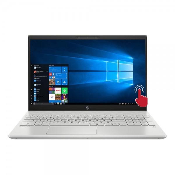 "HP Pavilion-15-cs3075cl - Intel Core i7-1065G7 , 10th Generation , 16GB RAM DDR4 , 1TB HDD + 256GB SSD , 4GB Dedicated Graphics NVIDIA GeForce MX 250 15.6"" FHD IPS Display , Touch Screen , Backlit Keyboard , Windows 10"