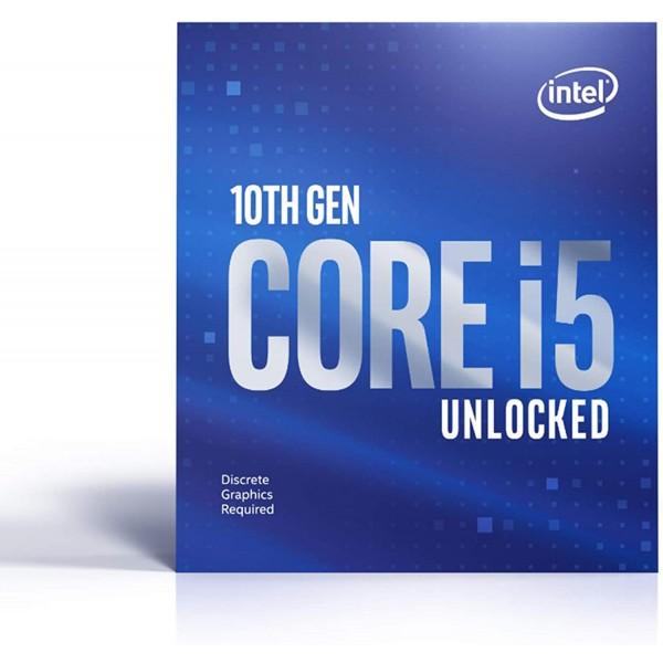 Intel Core i5-10600K Desktop Processor 6 Cores up to 4.8 GHz Unlocked