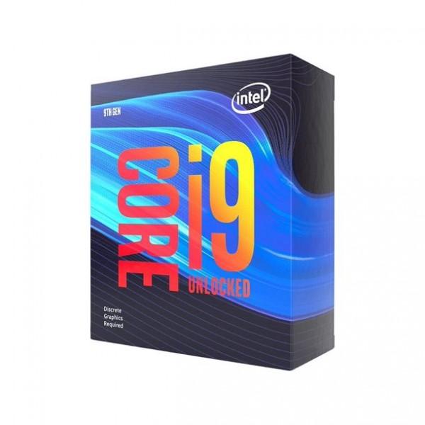 Intel Core™ i9-9900KF 16M Cache, up to 5.20 GHz Desktop Processor