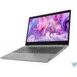 Lenovo IdeaPad 3 15IIL05 , Core i3 , 10th Generation 1005G1 , 8GB RAM DDR4 , 256GB SSD , 15.6 Full HD Display , Windows 10 Home  , Platinum Grey Color