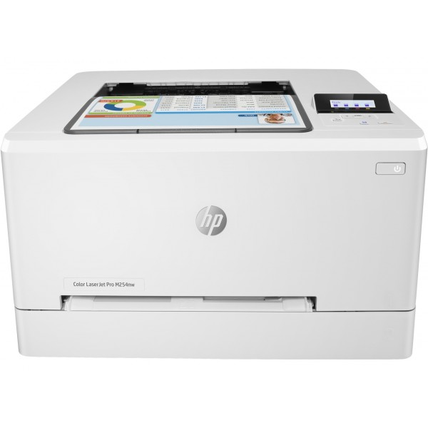 HP Color LaserJet Pro M254nw laser printer color