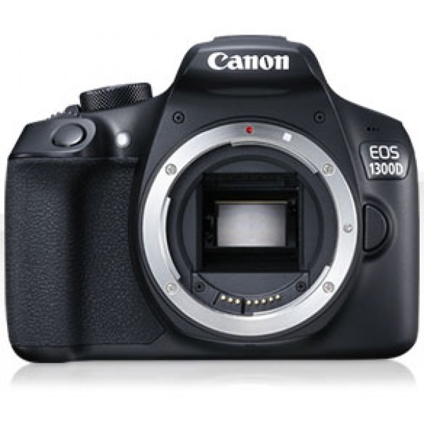 Canon EOS 1300D with 18-55mm Lens