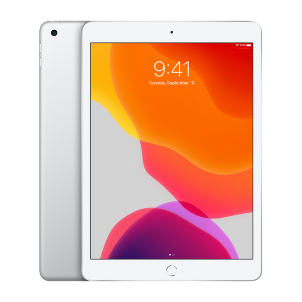 Apple iPad (7th Gen) 32 GB 10.2 inch with Wi-Fi Only (Sliver)