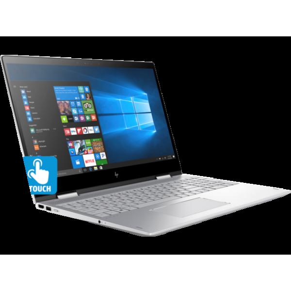 "HP ENVY x360 Laptop - 15t Touch CN0008ca - 8th Gen Ci5 QuadCore 08GB 256GB SSD 15.6"" Full HD IPS 360 Convertible Touchscreen Backlit KB Win10"