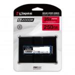 Kingston 250GB A2000 M.2 SSD