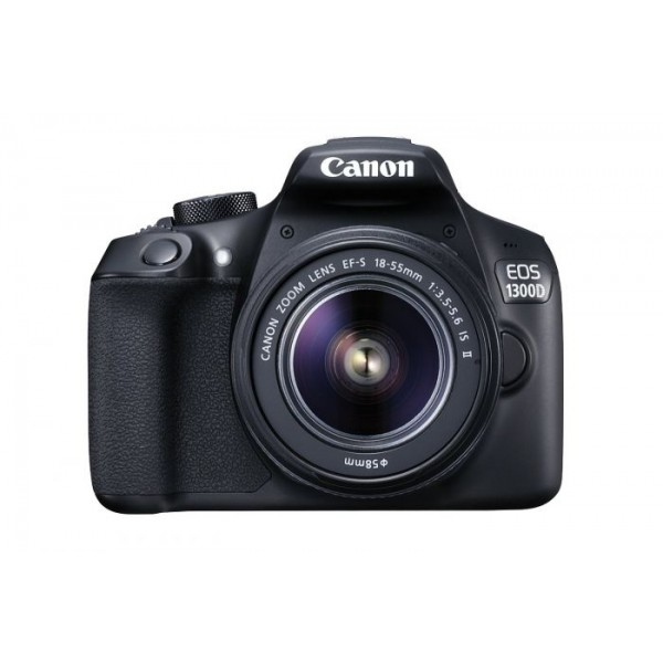 Canon EOS 1300D DSLR Camera with 18-55mm DC III Lens