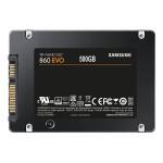 Samsung 860 EVO SSD 500GB SATA III 2.5 inch - MZ-76E500B/EU - V-NAND