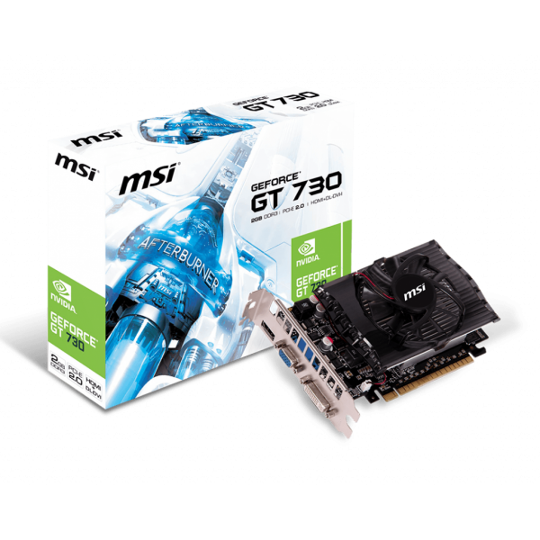 MSI GeForce GT 730 DDR3 128 bits