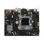 MSI Motherboard H110M PRO-VH PLUS