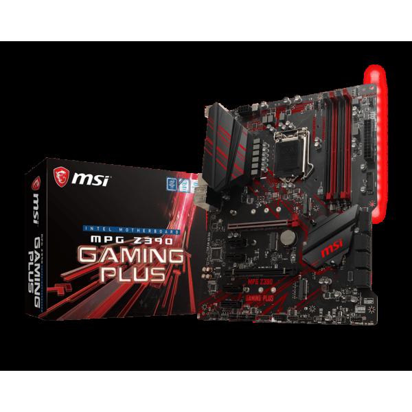 MSI INTEL MPG Z390 GAMING PLUS