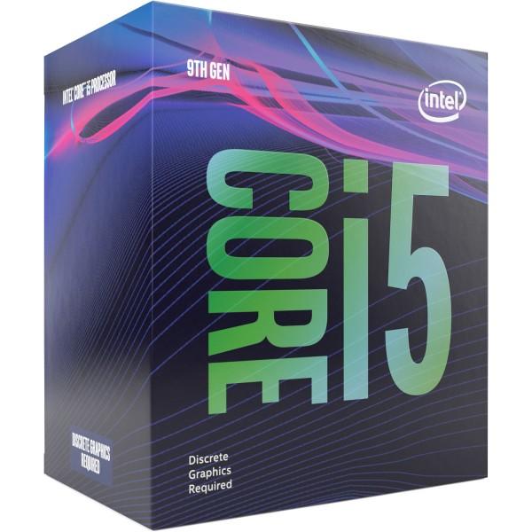Intel Core i5-9400F Processor 9M Cache, up to 4.10 GHz