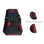 GAMDIAS Ares M1 Gaming Combo - Ares M1 Gaming Keyboard + Zeus E2 Gaming Mouse