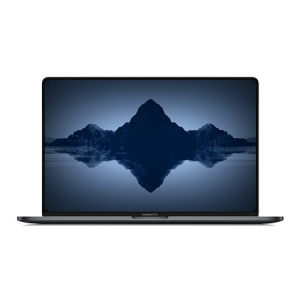 """Apple MacBook Pro 16"""" MVVJ2 With Touch Bar & Touch ID - 9th Gen Ci7 QuadCore 16GB 512GB 4-GB AMD Radeon Pro 5300M GDDR6 16"""" Retina Display With IPS Technology Backlit KB Mac OS Catalina (Space Gray - 2019)"""