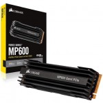 Corsair Force MP600 M.2 NVMe SSD Review: Stealthy PCIe 4.0 Speed 1TB